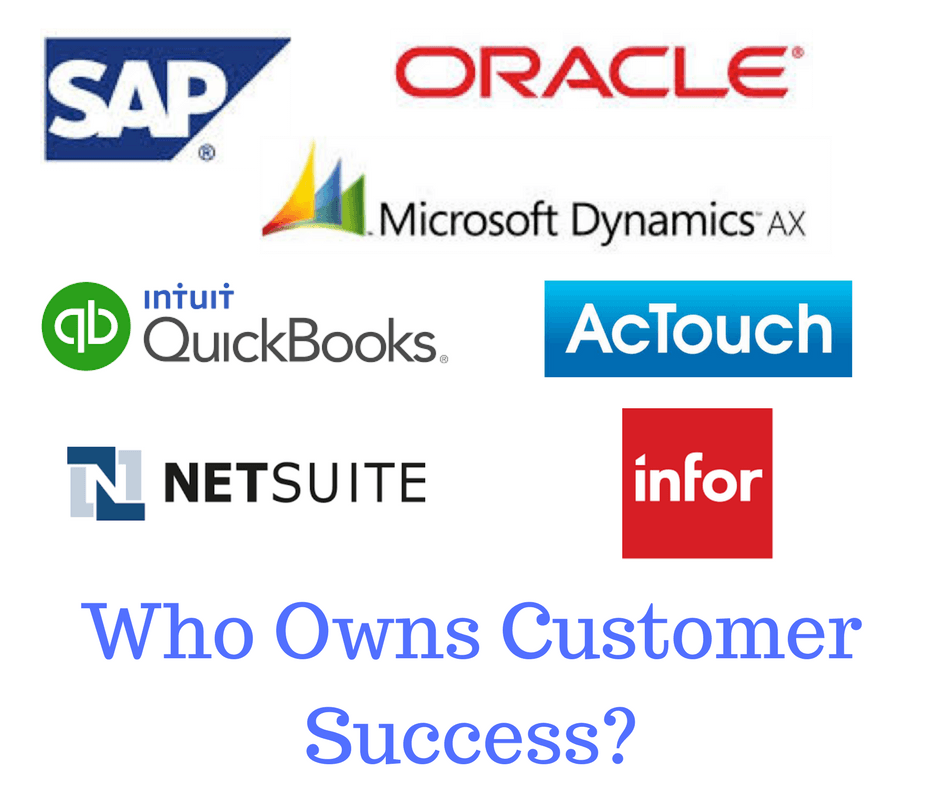 Who owns customer success?