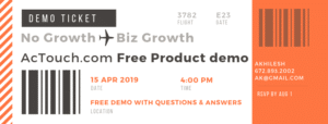 Free Product Demo