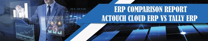 ACTouch ERP vs Tally ERP